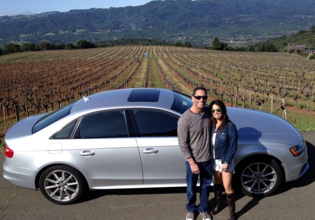 Your Car, Your Driver, Your Day - My Napa Valley Driver